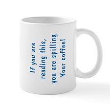 If you are reading ... Mug