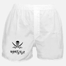 Whatever Pirate Boxer Shorts