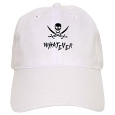 Whatever Pirate Baseball Cap