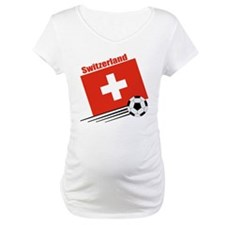 Switzerland Soccer Team Shirt