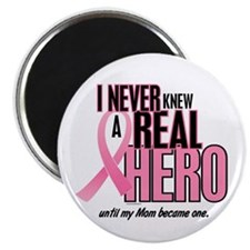 "Never Knew A Hero 2 (Mom) 2.25"" Magnet (100 pack)"