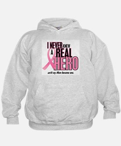 Never Knew A Hero 2 (Mom) Hoodie