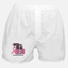 Never Knew A Hero 2 (Mom) Boxer Shorts