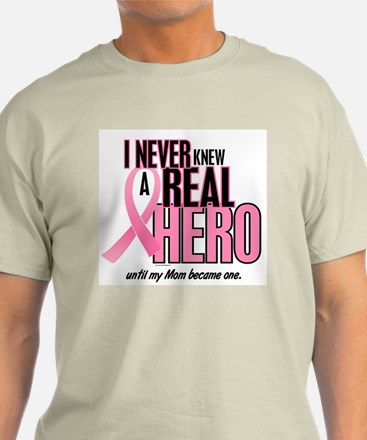 Never Knew A Hero 2 (Mom) T-Shirt
