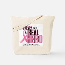 Never Knew A Hero 2 (Mom) Tote Bag