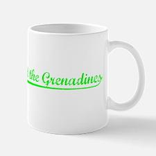 Vintage Saint Vinc.. (Green) Mug