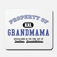 Property of Grandmama Mousepad