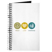 Peace Love Assessing Journal