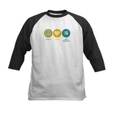 Peace Love Art Therapy Tee