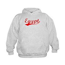 Vintage Egypt (Red) Hoodie