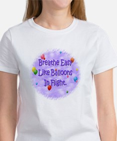 Breathe Easy--Help CF Tee