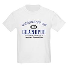 Property of Grandpop T-Shirt