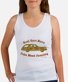 Real cars Women's Tank Top