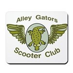 Alley Gators Scooter Club Mousepad