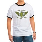 Alley Gators Scooter Club Ringer T