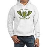 Alley Gators Scooter Club Hooded Sweatshirt