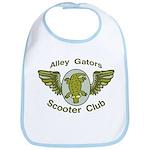 Alley Gators Scooter Club Bib