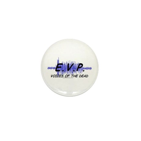 Ghost Apparel Mini Button (10 pack)