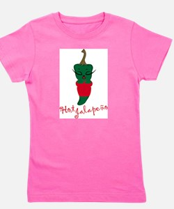 Hot Jalapeno Ash Grey T-Shirt