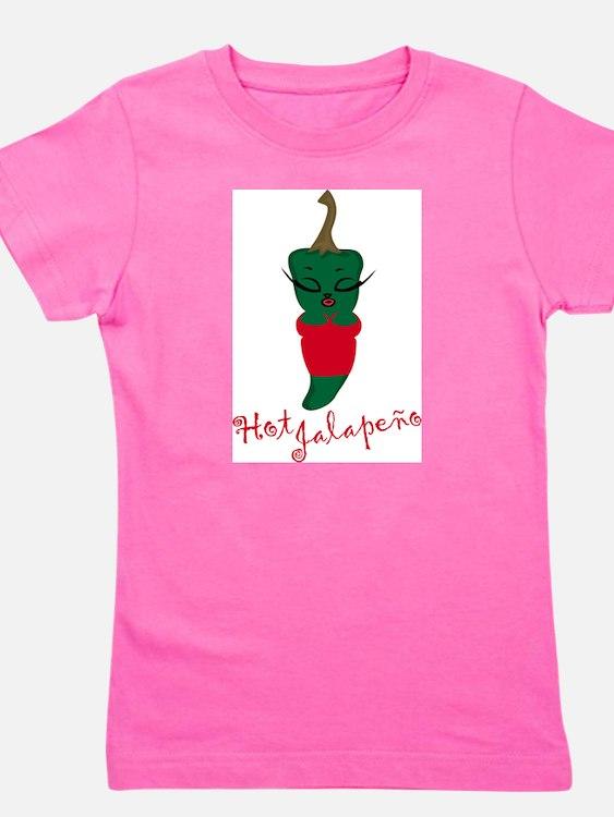 Hot Jalapeno Ash Grey T-Shirt