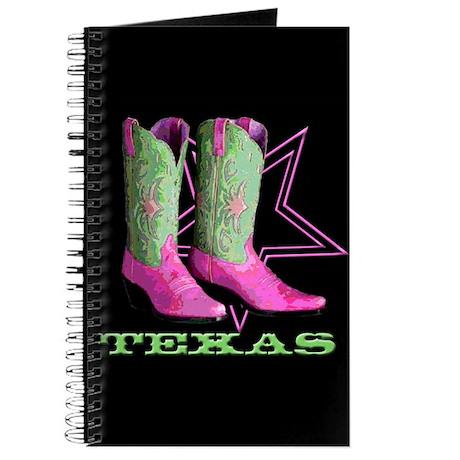 Texas Boots! Journal