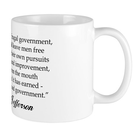 """Thomas Jefferson"" Mug"