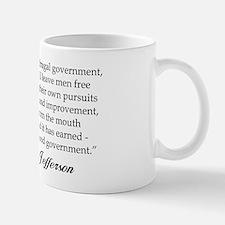 """""""Thomas Jefferson"""" Mug"""