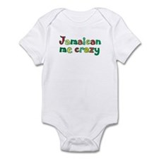 Jamaican me crazy Onesie