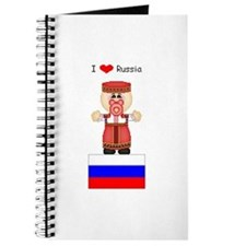 I Love Russia Journal