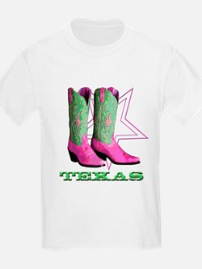 Texas Boots! T-Shirt