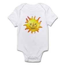 Retro Style Sun Infant Bodysuit