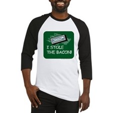 Steal the Bacon Baseball Jersey