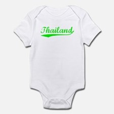 Vintage Thailand (Green) Infant Bodysuit