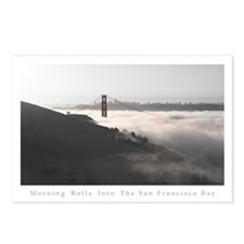 Soft Morning Fog Postcards (Package of 8)