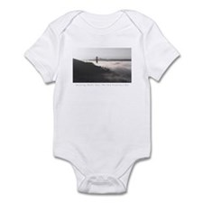 Soft Morning Fog Infant Bodysuit