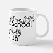 Columbus School ASL Club Mug
