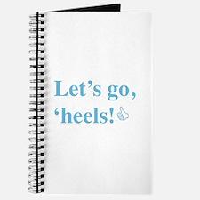 Cute Tar heels Journal