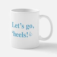 Cute Unc tarheels Mug