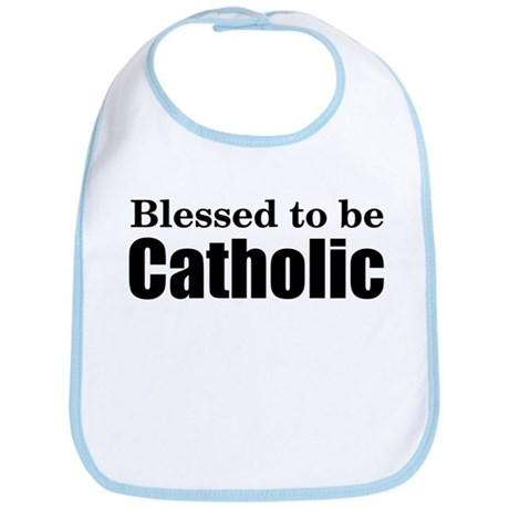 Blessed Catholic Bib