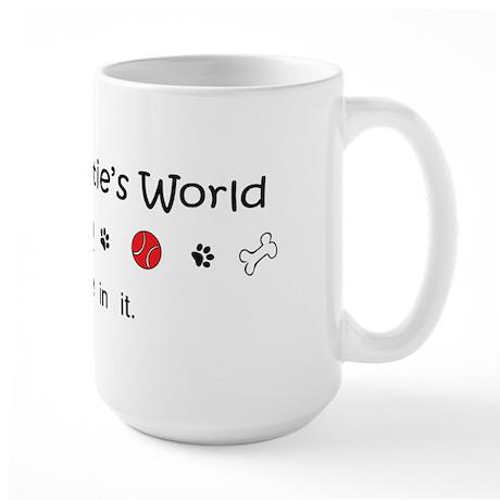 sheltie Large Mug
