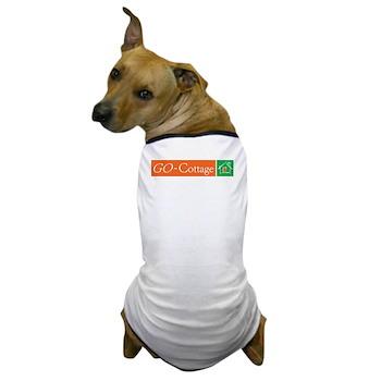 GO-Cottage! Dog T-Shirt