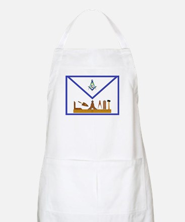 Masonic apron on an apron BBQ Apron