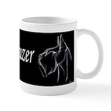 in white and black too Mug