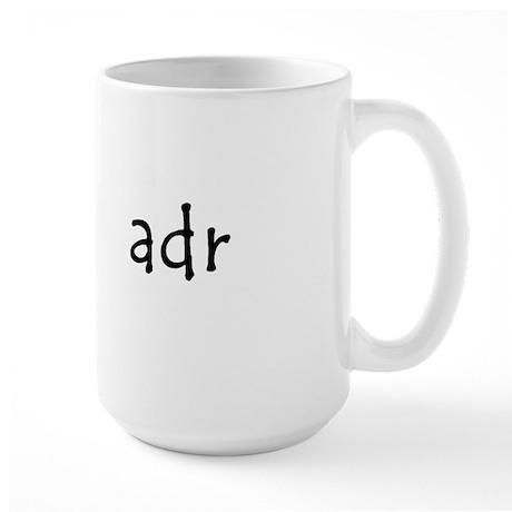 adr Large Mug