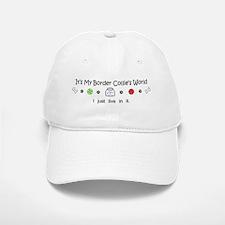 border collie Baseball Baseball Cap