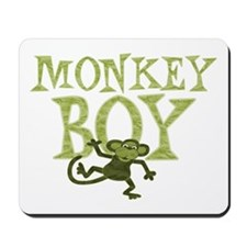 Yellow Monkey Boy Mousepad