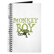 Yellow Monkey Boy Journal