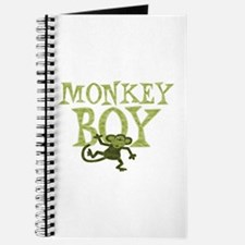 Yellow Monkey Boy Journal