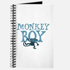 Blue Monkey Boy Journal