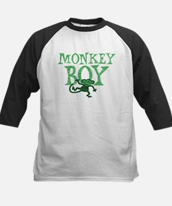 Green Monkey Boy Tee